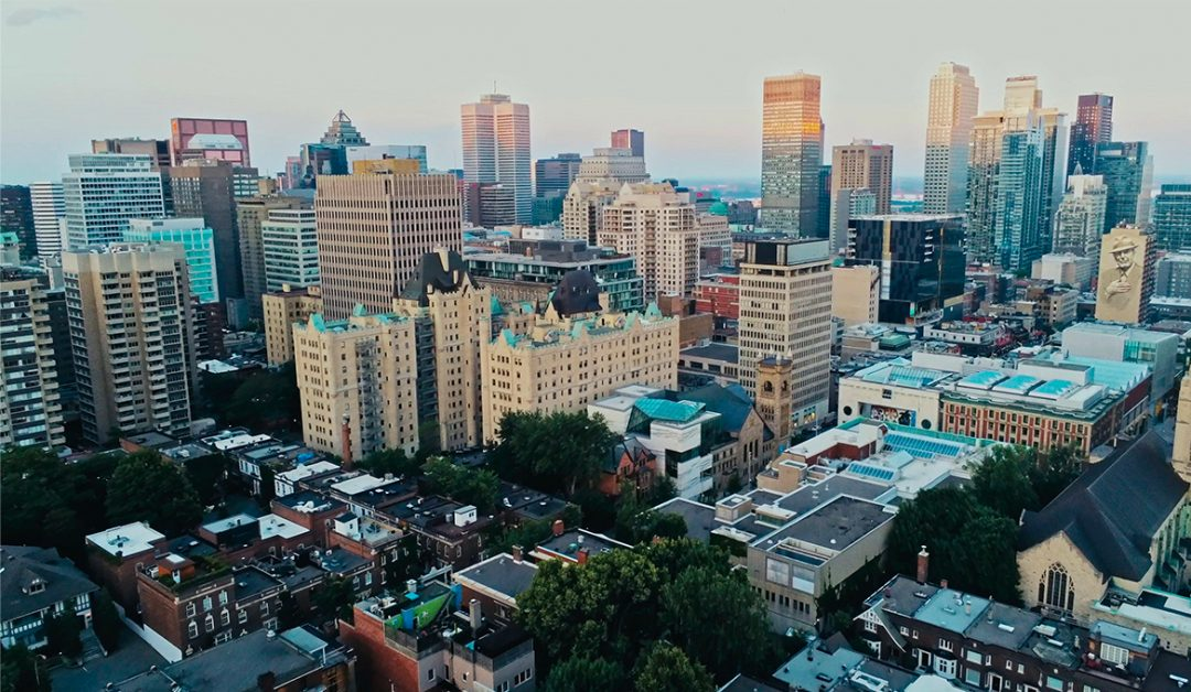Immeubles classés A du centre-ville de Montréal