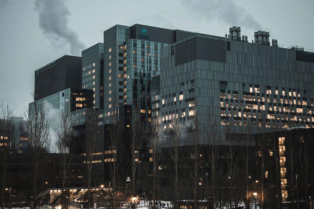 Centre hospitalier universitaire de Montréal