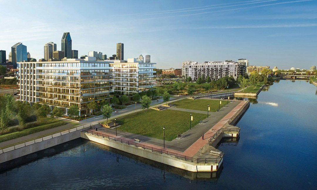 Prestigieux projet de condos : Le Charlotte