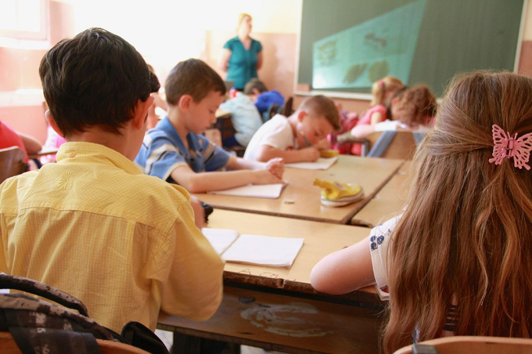 Les écoles de demain : l'école Saint-Bernardin et l'école Saint-Albert-le-Grand